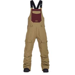 Horsefeathers MEDLER PANTS béžová XL - Pánské zimní kalhoty