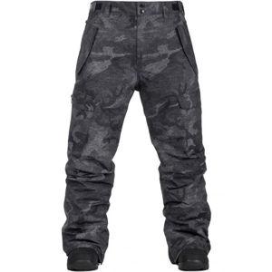 Horsefeathers BARS PANTS tmavě šedá XL - Pánské lyžařské/snowboardové kalhoty