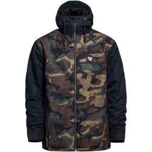 Horsefeathers KNOX JACKET  XL - Pánská lyžařská/snowboardová bunda