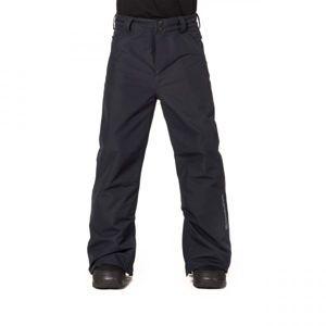Horsefeathers PINBALL KIDS PANTS černá XXL - Dětské lyžařské/snowboardové kalhoty