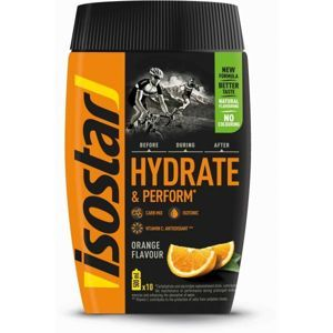 Isostar HYDRATE PERFORM ORANGE 400 G   - Isotonický nápoj