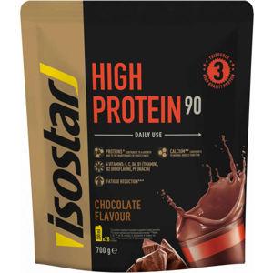 Isostar HIGH PROTEIN 90 ČOKO 700G  NS - Prášek pro přípravu vysoce proteinového nápoje