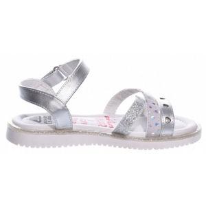 Junior League HADAR šedá 32 - Dětské letní sandálky