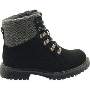 Junior League OSVALD černá 34 - Dětská kotníková obuv