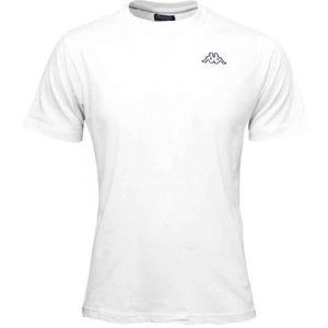 Kappa BASIC CAFERS bílá 8y - Dětské tričko