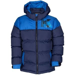 Kappa ZITRASSO modrá S - Dětská bunda