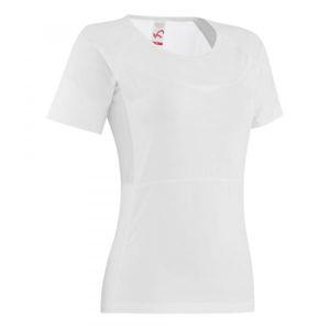 KARI TRAA KAIA TEE bílá XS - Dámské funkční triko