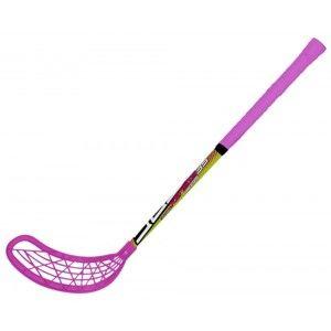 Kensis 4KIDS 35 růžová 70 - Florbalová hokejka