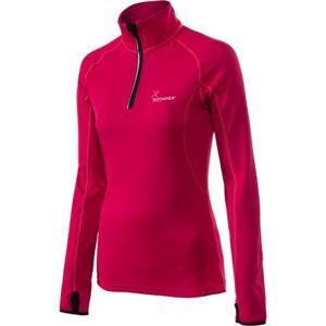 Klimatex DENISE růžová M - Dámský outdoor pulovr