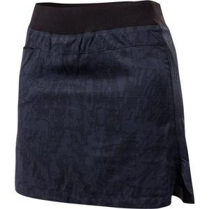 Klimatex IMELDA černá L - Dámská běžecká sukně 2v1