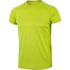 Klimatex KEANU žlutá XXL - Pánské sportovní triko