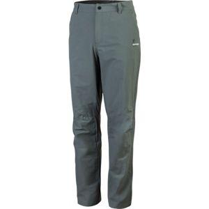 Klimatex MIKELO šedá M - Pánské outdorové kalhoty