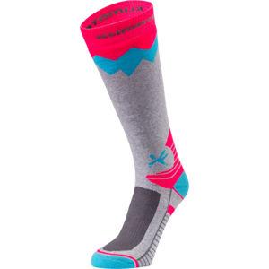 Klimatex TOLI  31-34 - Dětské lyžařské ponožky