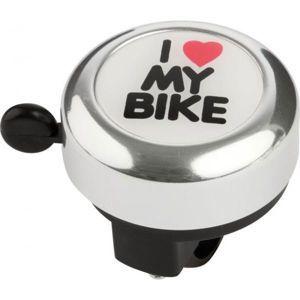 Kross I LOVE MY BIKE - Cyklistický zvonek