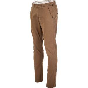 Lee CHINO BUTTER BRONZE hnědá 36/34 - Pánské kalhoty