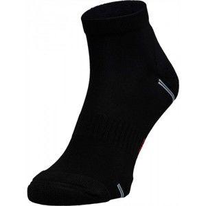 Lenz RUNNING 1.0 černá 35-38 - Sportovní ponožky
