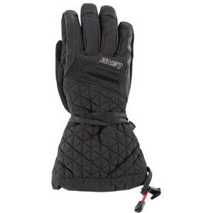 Lenz HEAT GLOVE 4.0 W černá 7 - Dámské vyhřívané prstové rukavice