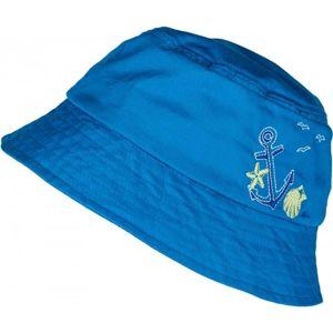 Lewro BANU modrá 8-11 - Dětský klobouček