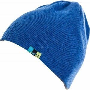 Lewro KERRY modrá 4-7 - Dětská zimní čepice