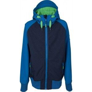 Lewro IGGY - Chlapecká softshellová bunda