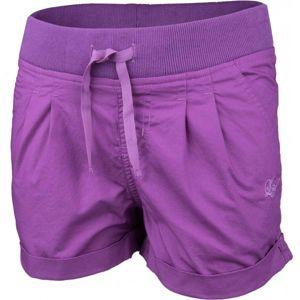 Lewro KITTY 116 - 134 fialová 116-122 - Dívčí šortky