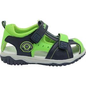 Lewro MARILU II modrá 27 - Dětské sandály