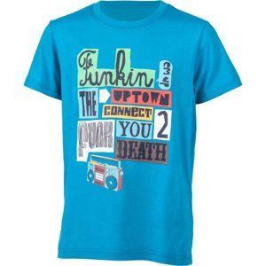 Lewro OTTO modrá 140-146 - Chlapecké triko