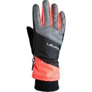 Lewro PIRUZ - Dětské lyžařské rukavice