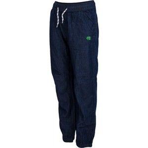 Lewro SIMIR 116 - 134 tmavě modrá 128-134 - Dětské kalhoty