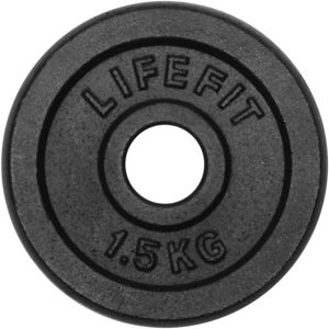 Lifefit KOTOUC 1,5KG 30MM  1.5 kg - Nakládací kotouč