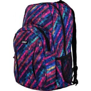 Loap ASSO růžová NS - Městský batoh