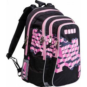 Loap CHIO růžová  - Školní batoh