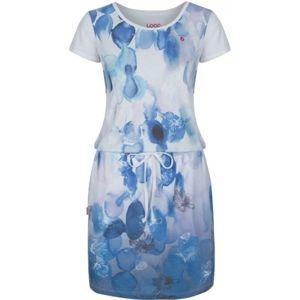 Loap ALKYRA fialová M - Dámské šaty