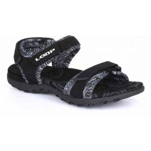 Loap KETTY JR černá 31 - Dětské sandály