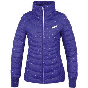 Loap ILEVKA fialová XS - Dámská zimní bunda
