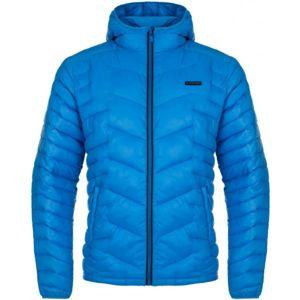 Loap JERRYK modrá M - Pánská zimní bunda