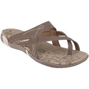 Loap LUXE hnědá 36 - Dámská letní obuv