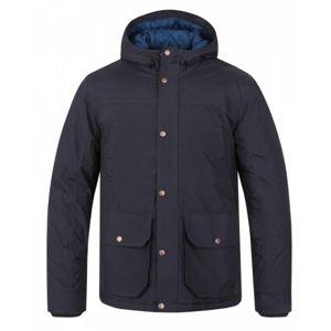 Loap NEBIO tmavě modrá XL - Pánská zimní bunda