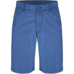 Loap VEHUR modrá XXL - Pánské šortky
