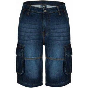 Loap VENOS modrá L - Pánské šortky