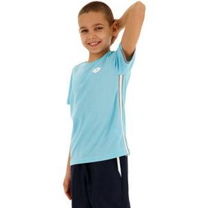 Lotto SQUADRA B TEE PL modrá S - Chlapecké tenisové triko