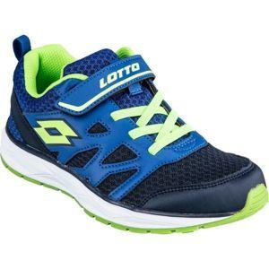 Lotto SPEEDRIDE 300 CL SL modrá 27 - Dětská sportovní obuv