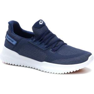Lotto CITYRIDE AMF ULTRA MLG modrá 9 - Pánské volnočasové boty