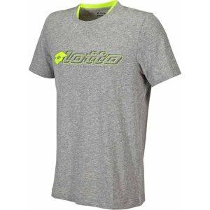 Lotto T-SHIRT XAMU - Pánské tričko