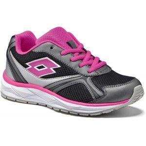 Lotto SPEEDRIDE 200 JR L růžová 37 - Dětské sportovní boty