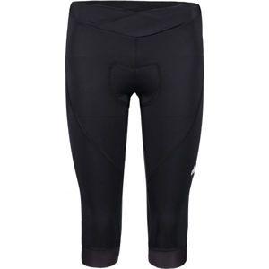 Maloja MINORM. 3/4 černá S - 3/4 cyklistické kalhoty