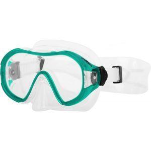 Miton POSEIDON JR zelená NS - Juniorská potápěčská maska