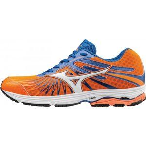 Mizuno WAVE SAYONARA 4 oranžová 11 - Pánská běžecká obuv