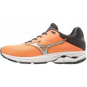 Mizuno WAVE RIDER 23 W oranžová 7.5 - Dámská běžecká obuv