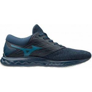 Mizuno WAVE POLARIS tmavě modrá 8 - Pánská běžecká obuv